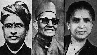 हरी नारायण आपटे, वि. स. खांडेकर, इंदिरा संत
