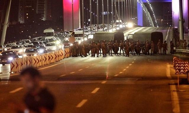 Rampasan Kuasa Di Turki Gagal, Erdogan Kembali Berkuasa