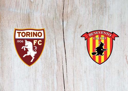 Torino vs Benevento -Highlights 23 May 2021
