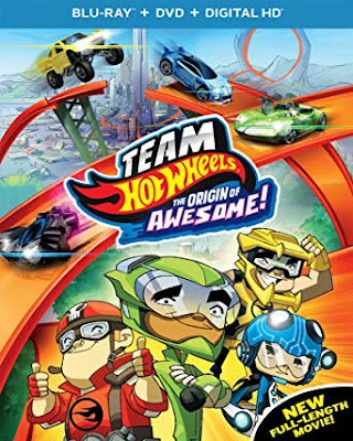 Team Hot Wheels The Origin of Awesome 2014 English 720p BluRay 1.1GB ESub