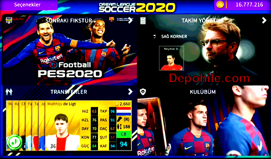 Dream League Soccer 2020 Special Edition Modu İndir Kaçmaz