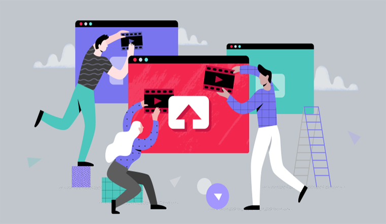 8 Video Hosting Sites to Consider in 2020 #infographic