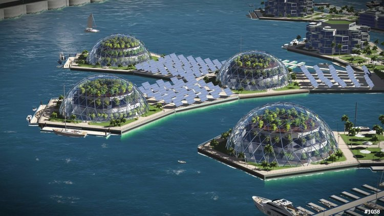Peter Thiel  Floating City