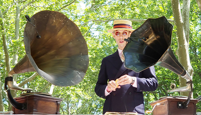 phonograph dj