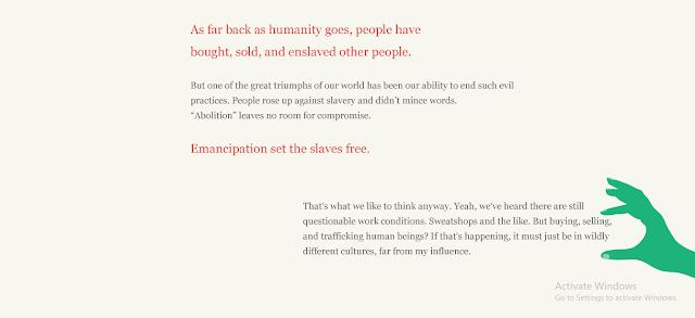 Slavery Footprint