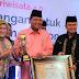 Bupati Irfendi Arbi Terima Penghargaan Peduli Wisata Award