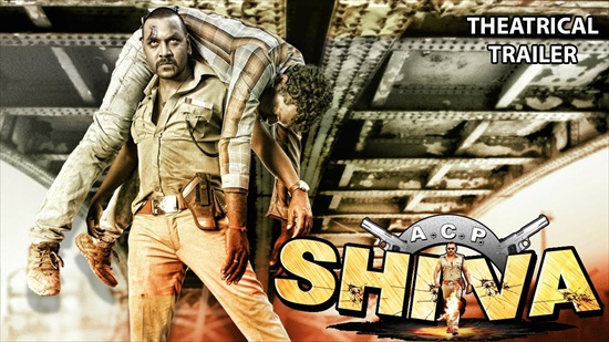 ACP Shiva 2017 Hindi Dubbed Movie Download