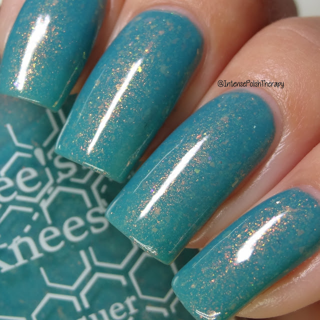 Bee's Knees Lacquer - Mermaid You Look
