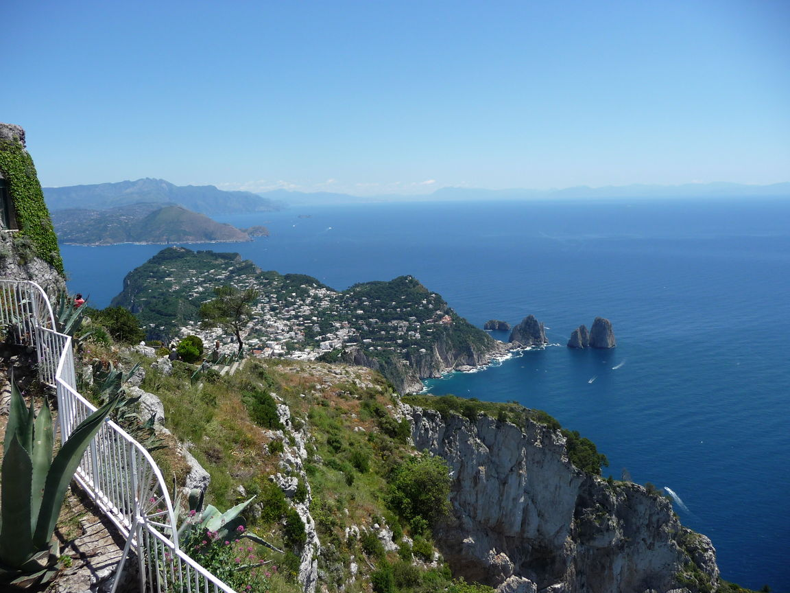 Top World Travel Destinations Salerno Italy