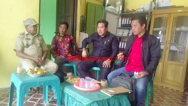 Keren Majukan Desa Pemdes Mekar Jaya Bangun Wisata Olah Raga
