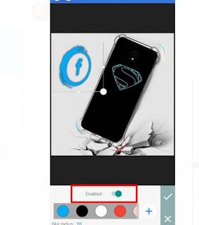 Cara Membuat Efek Glowing di Instagram Android