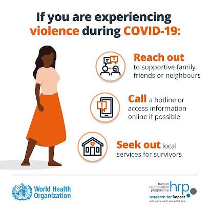 Domestic Violence World Health Organisation
