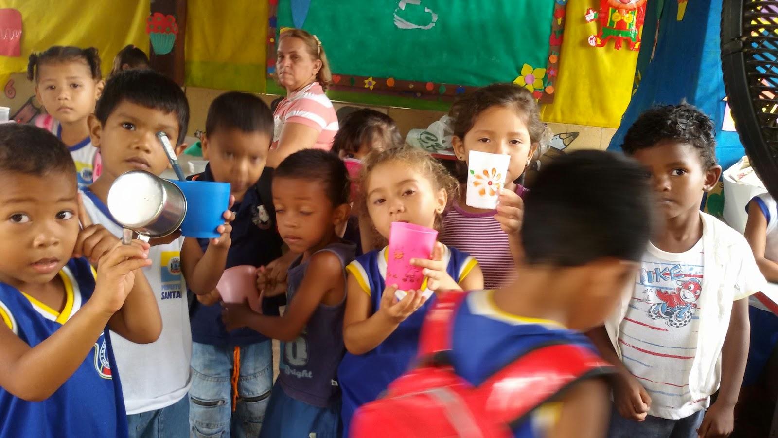 Escola Municipal Irmã Leodgard Gausepohl Produções: ESCOLA IRMÃ LEODGARD EDUCANDO PARA A VIDA! : Março 2015