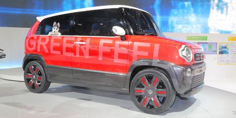 Suzuki Crossover Hustler, Apakah Orang Indonesia Berminat?