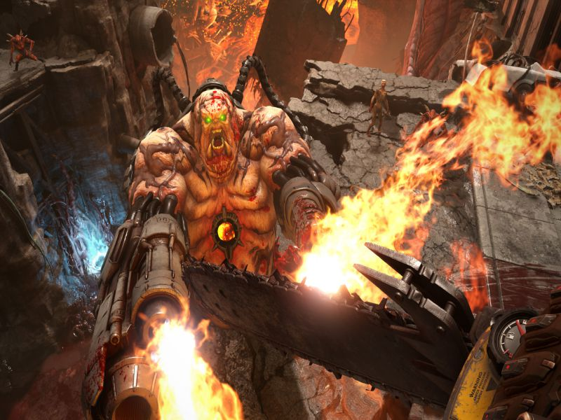 DOOM Eternal Highly Compressed Free Download