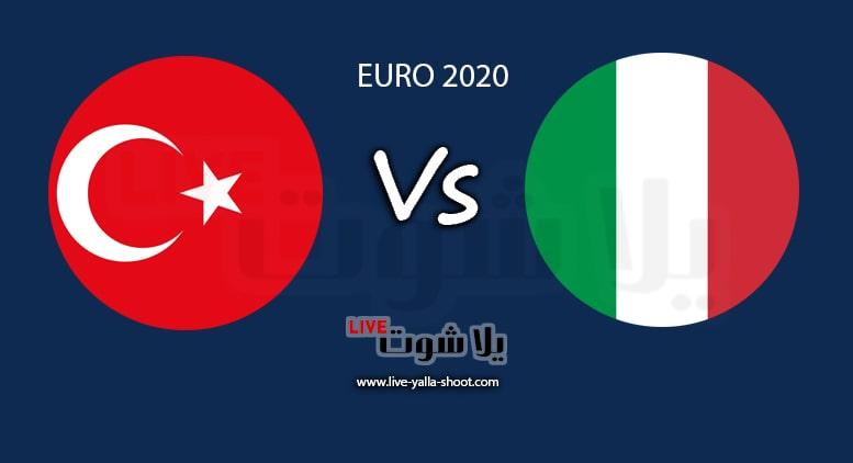 ايطاليا وتركيا