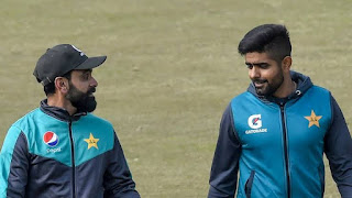 Pakistan's World No.1 T20 Rankings at Risk