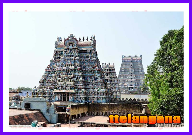 Jambukeshwarar Temple Tamilnadu Full Details
