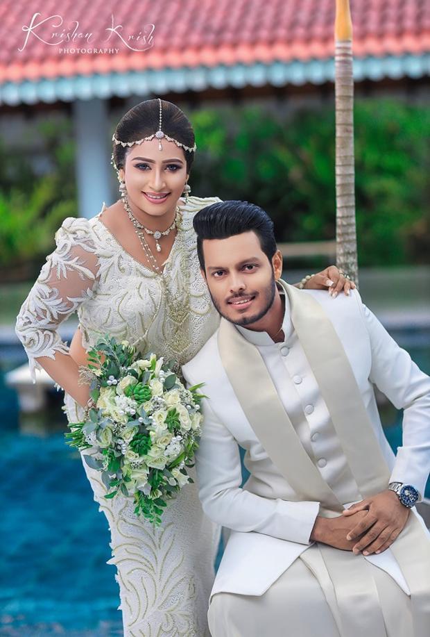 TV Derana Dream Star Udesh Indula Wedding Moments 3