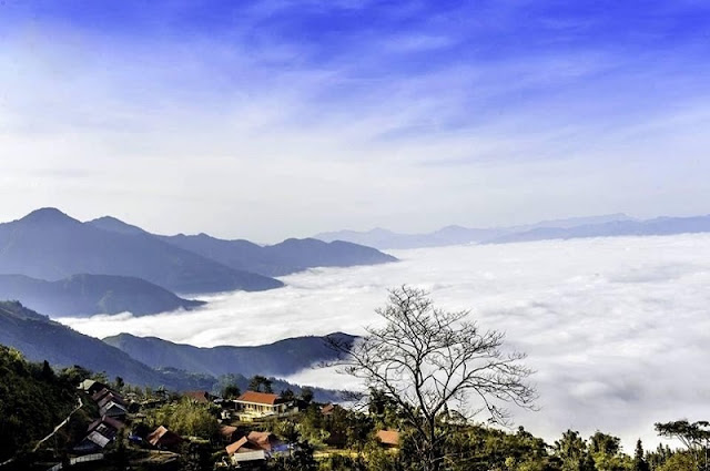 Travel experience in Sin Ho plateau, Lai Chau