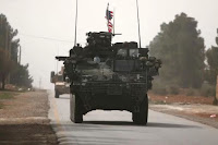 US ARMY STRENGTHEN SYRIAN CITY PENDING TURKISH OPERATION