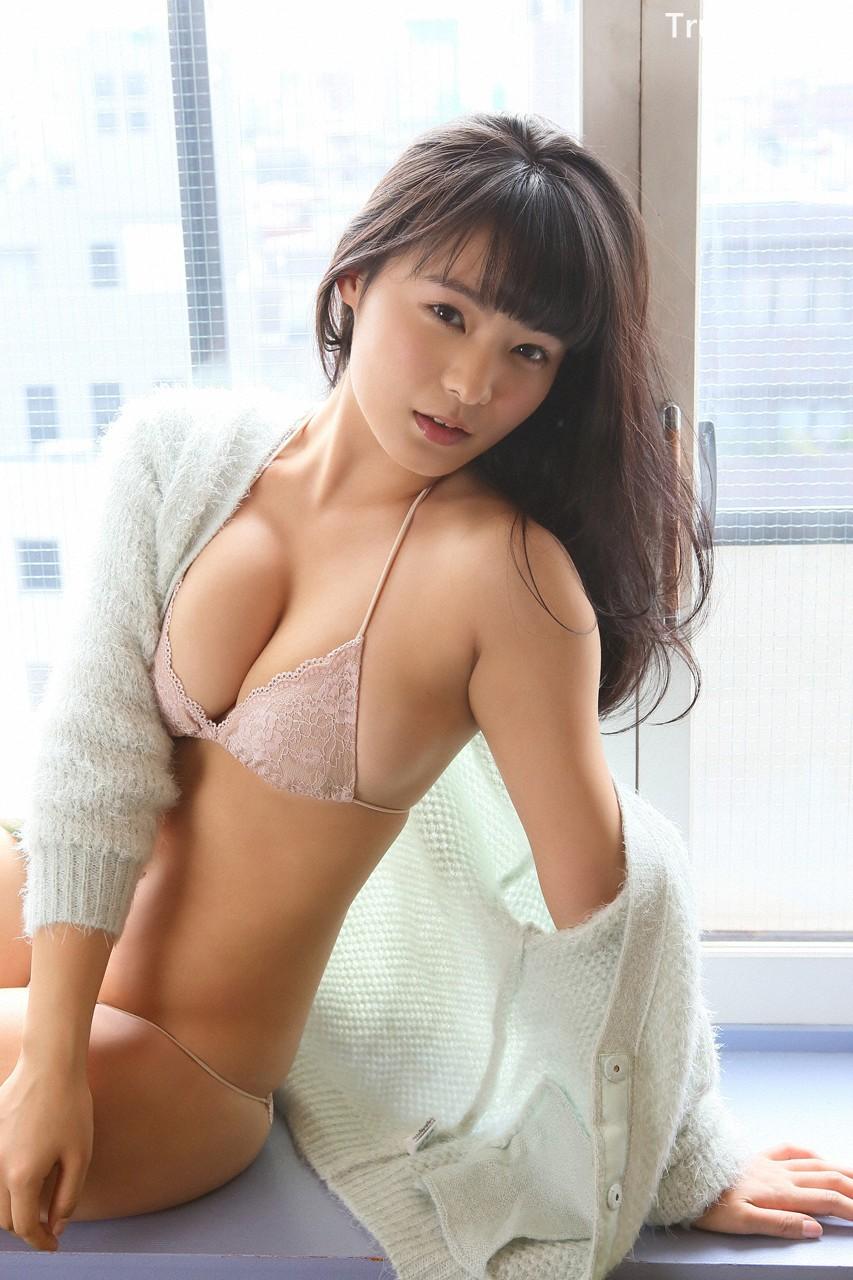 Image Japanese Gravure Idol - Mizuki Hoshina - Dream Goddess Of Many Boys - TruePic.net - Picture-2