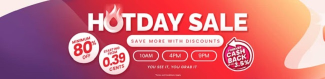 PG Mall Kempen Hot Day Sales