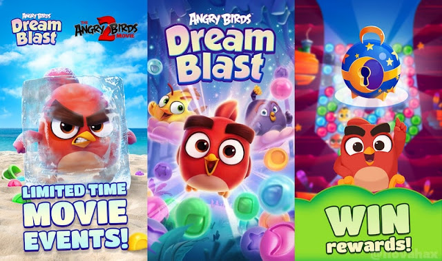 Angry birds dream blast full APK