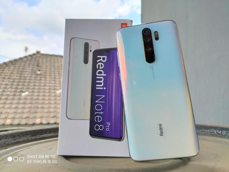 Benchmark AnTuTu Xiaomi Redmi Note 8 Pro Bertenaga MediaTek Helio G90T