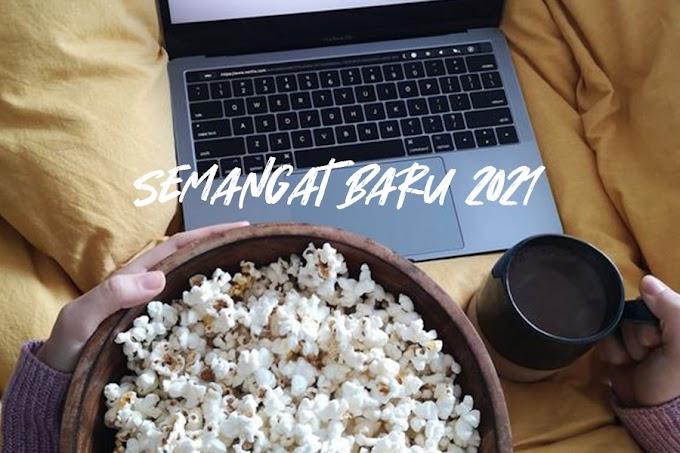 Template Blog Baru 2021, Semangat Baru!