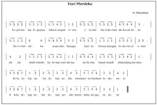 "lirik lagu "" Hari Merdeka"" www.simplenews.me"