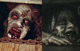 evil dead orisinal vs remake
