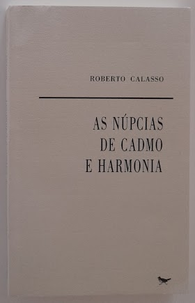 As Núpcias de Cadmo e Harmonia