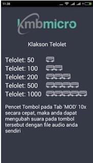 Download Aplikasi Om Telolet Om (Big Bus Horn) Apk Terbaru