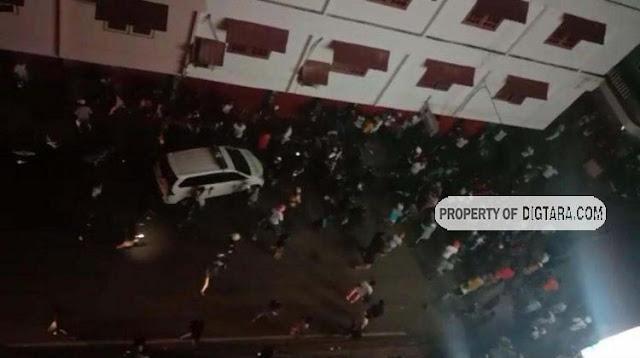 Bentrok Oknum TNI dan Brimob di Maluku, 4 Polisi Terluka