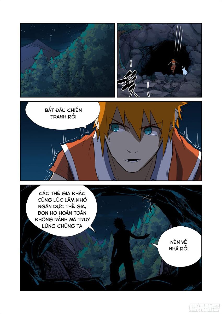 Yêu Thần Ký chap 173 - Trang 8