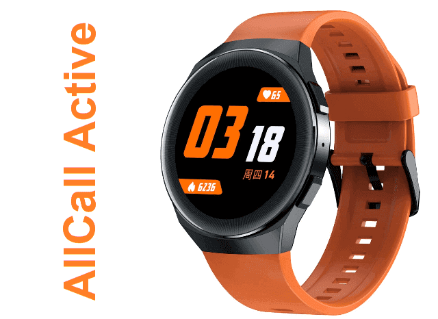 Allcall Active Smartwatch Specs + Price + Features