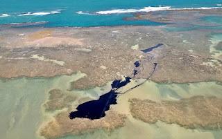 Governo notifica 11 países e pede esclarecimentos sobre vazamento de óleo no Nordeste