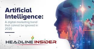 Artificial Intelligence In Digital Marketing 2020