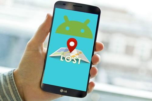 mencari smartphone android yang hilang