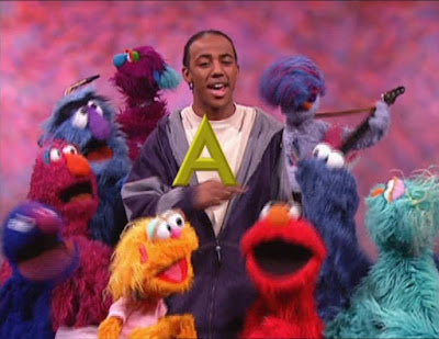 Sesame Street Alphabet Songs