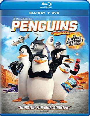Penguins of Madagascar (2014) Dual Audio [Hindi – Eng ] 720p BluRay ESub x265 HEVC 520Mb
