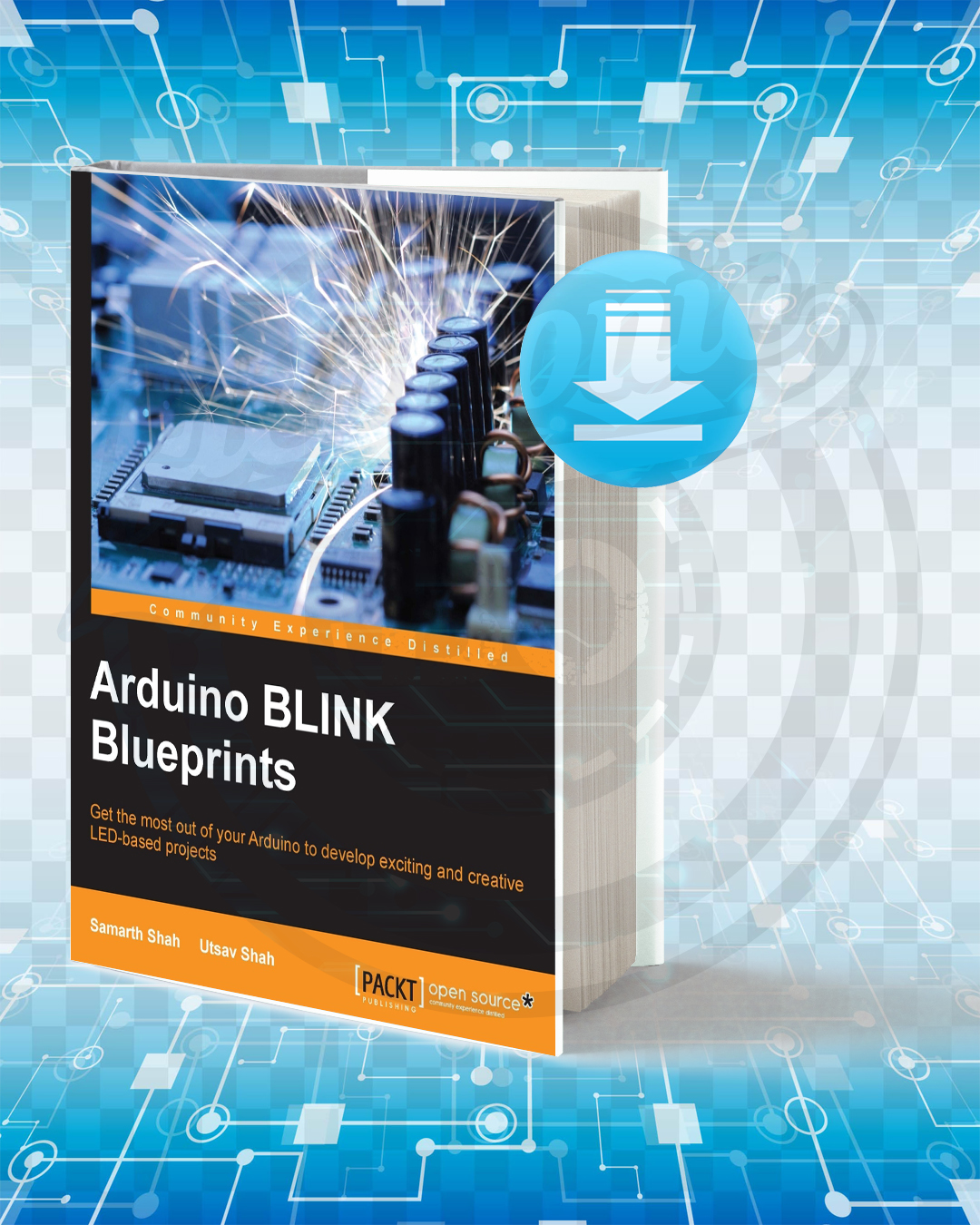 Free Book Arduino BLINK Blueprints pdf.