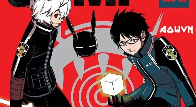 AowVN.org min%2B%25282%2529 - [ Anime 3gp Mp4 ] World Trigger SS1 + SS2 | Vietsub