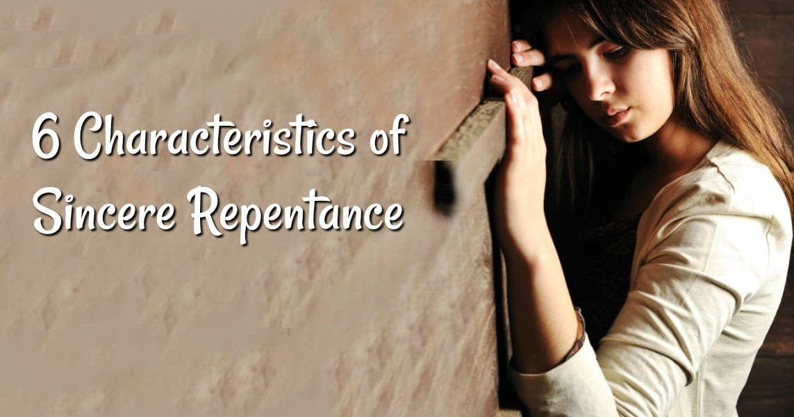 What is Repentance - Bible Study Sheets