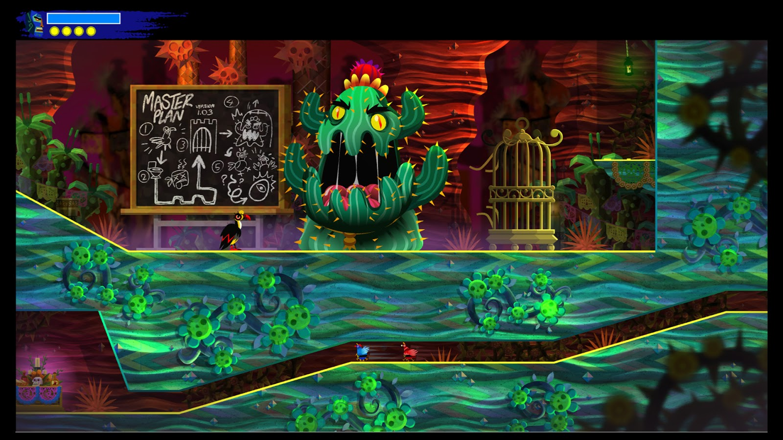 Guacamelee! 2 PC ESPAÑOL + Update v20180829 (CODEX) 3