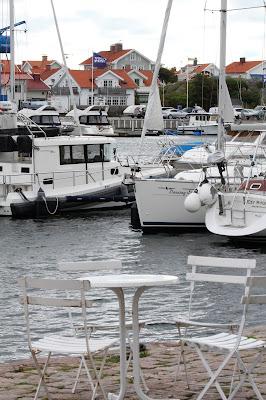 Marstrand Länsi-Ruotsi Göteborg