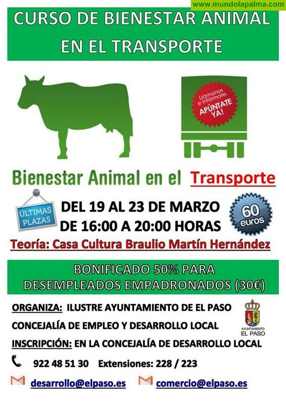 Curso de Biensestar Animal en el Transporte en El Paso