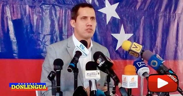 JUAN GUAIDÓ GENIO | El Problema de Venezuela es la Dictadura y no las sanciones