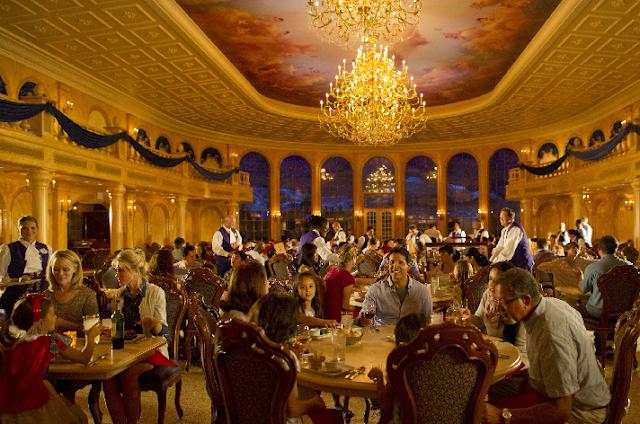 Reservas nos restaurantes da Disney em Orlando